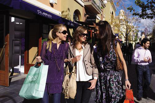 西班牙移居必去的购物地点