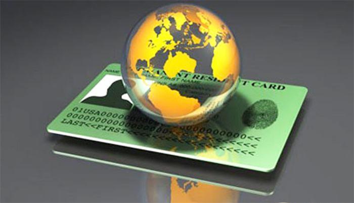 美国绿卡优势