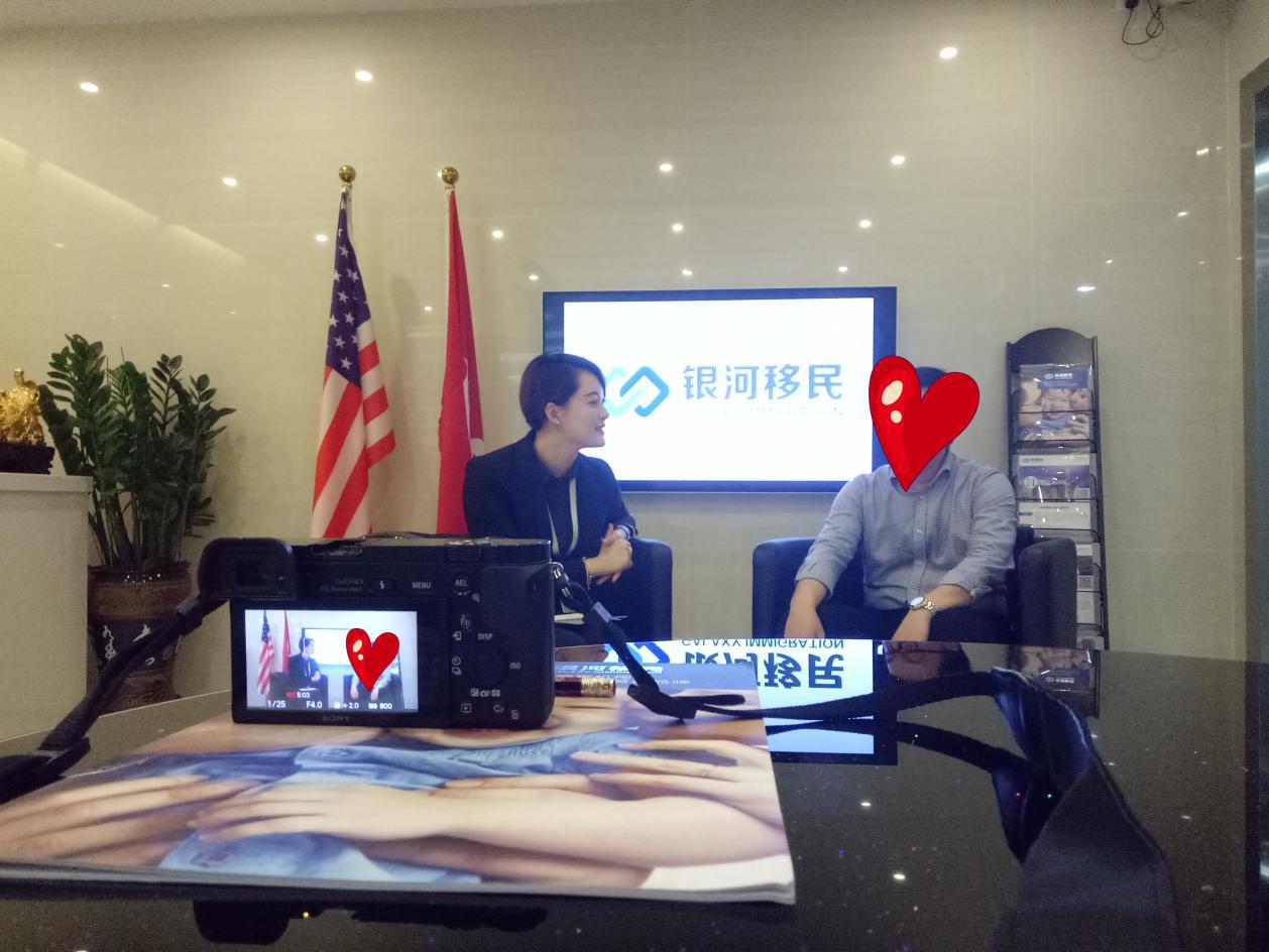恭喜W先生香港优才成功获批!