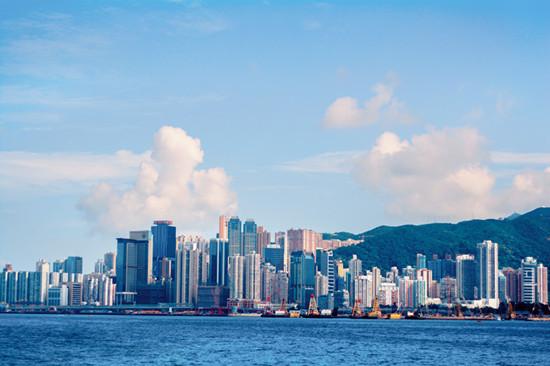 香港离岸财富全球排名