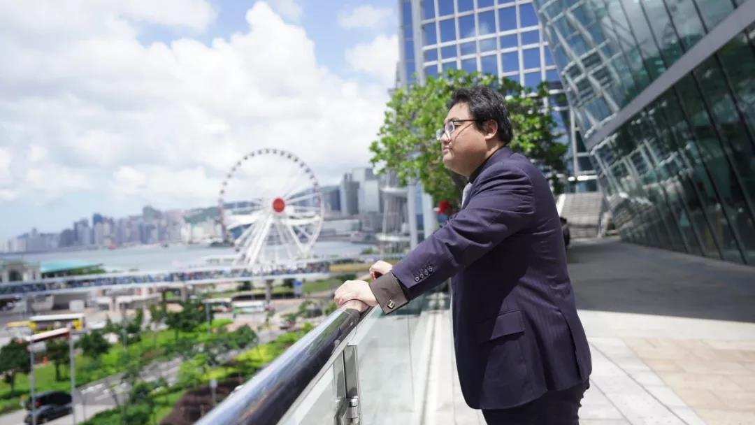 柴先生自述我为什么要规划香港身份?