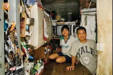 一些香港底层人士为什么非要待在香港?