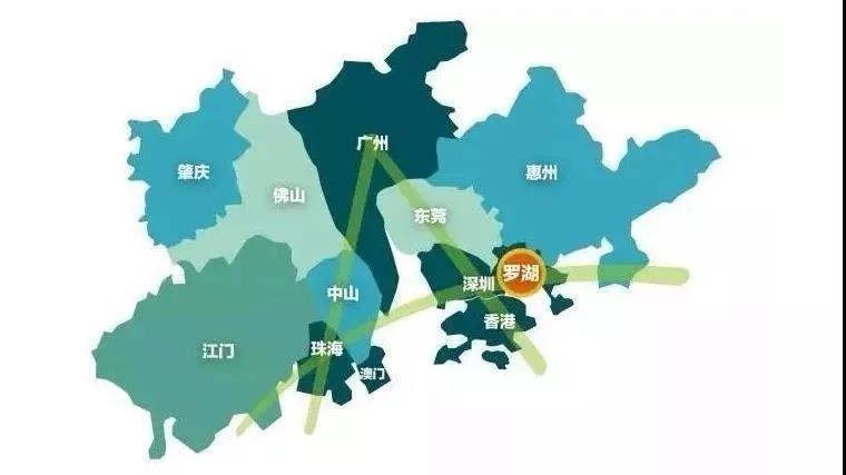 新政策出台!有个香港身份在内地工作生活太太太太爽了!