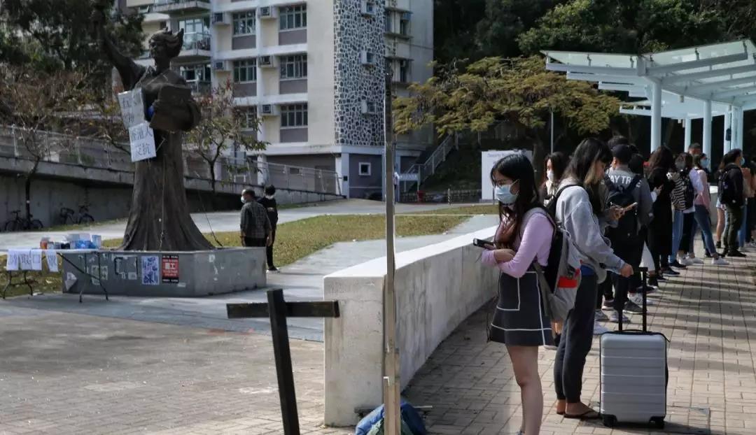 疫情之下的好消息!香港史上最好的留学机会来了!