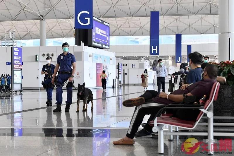 """6月1日起,香港国际机场恢复""""部分""""转机服务,恢复哪部分?"""