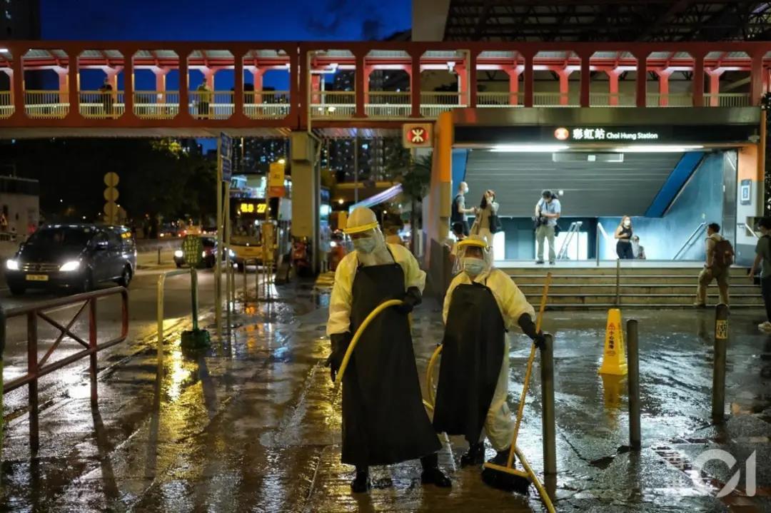 疫情受创,香港这个行业逆市而行,生意暴利