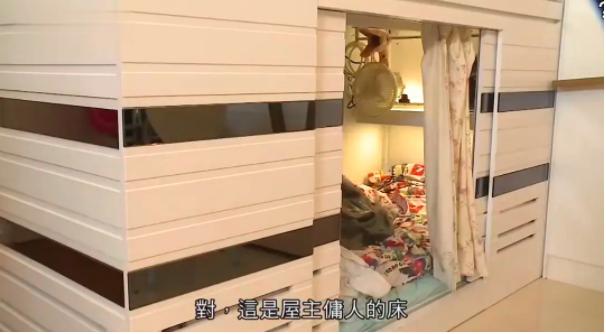 香港的房子那么小,菲佣住哪?还原菲佣真实生活
