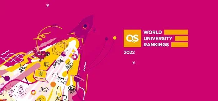 2022QS世界大学排名发布!港校再创历史,港前三冲进全球前50!